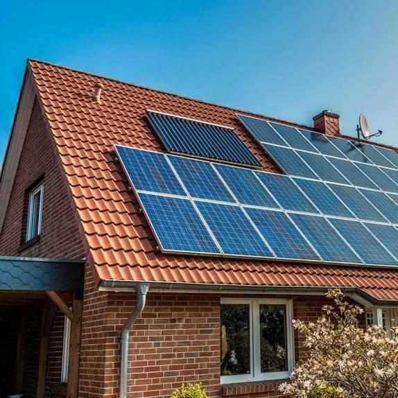 Haffdach Serviceleistungen Photovoltaik